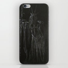 Night's Empress iPhone Skin