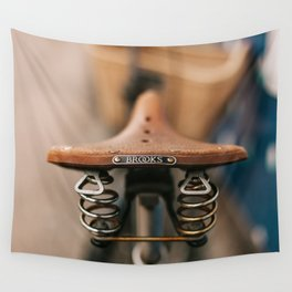 Brooks Bike Wall Tapestry