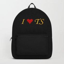 I LOVE TS Backpack