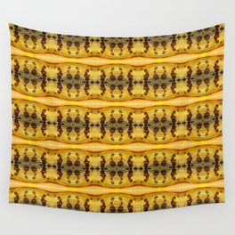 Yellow Locust Wall Tapestry