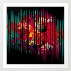 The Color Underground Art Print