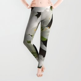 Plum Blossoms Leggings