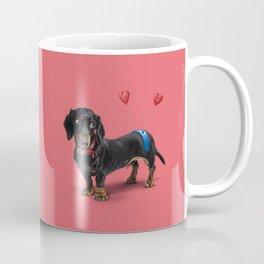 Butt (Colour) Coffee Mug