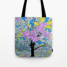 TREE SO PRETTY Tote Bag