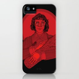 Log Lady iPhone Case