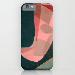Emotional Imbalance iPhone Case