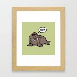 Dorkus Framed Art Print