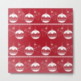 A Tree-mendous Christmas! Metal Print