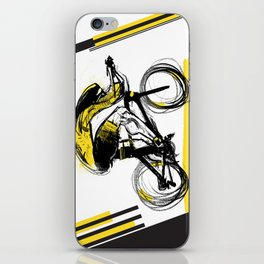 The Time Trial iPhone Skin