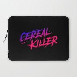 Cereal Killer Laptop Sleeve