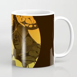 Orange NTS Coffee Mug