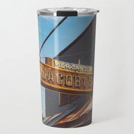Jacoby's Mercantile Travel Mug