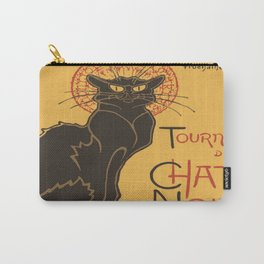 Tournee du Chat Noir De Rodolphe Salis Vector Carry-All Pouch