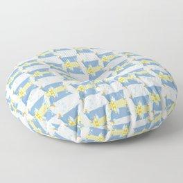 Bubble Bath Tub Floor Pillow