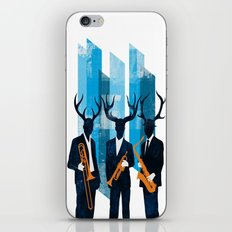 Horn Section iPhone & iPod Skin