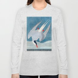 Arctic Tern Bird Long Sleeve T-shirt