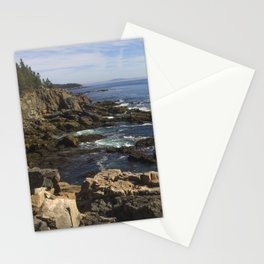 Acadia Coast Stationery Cards