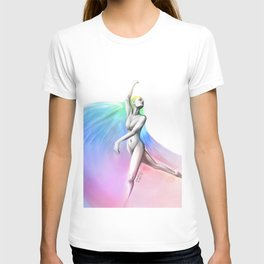 Dancing in my own hair T-shirt