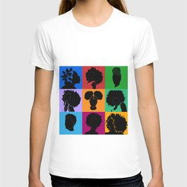 FOR COLORED GIRLS COLLECTION COLLAGE T-shirt