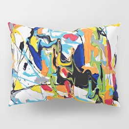 Blue Essence Pillow Sham
