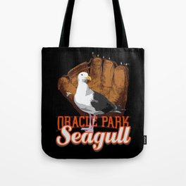 San Francisco Seagull Tote Bag