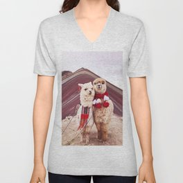 Oh my darling Unisex V-Neck
