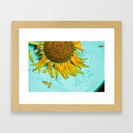 Flower Photography by Earl Richardson Framed Art Print