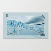 argentina Canvas Prints featuring Argentina by Elisabetta