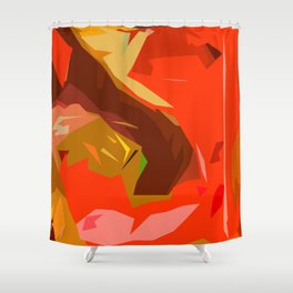 Digital Detox Shower Curtain
