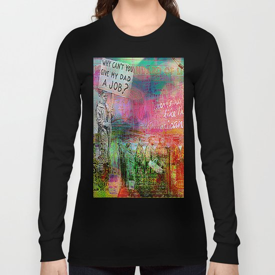 Slice of America 7 Long Sleeve T-shirt