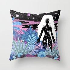 Goddess Throw Pillow