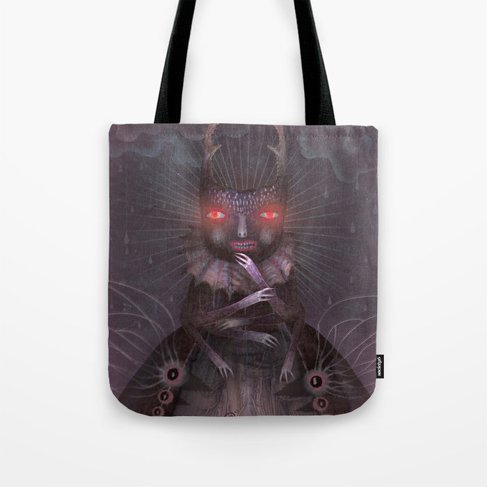 Sweet, Sugary Wickedness Tote Bag