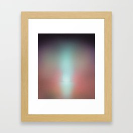 Gardens Of The Deep Framed Art Print