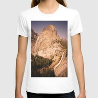 yosemite T-shirts featuring Yosemite by Richard PJ Lambert