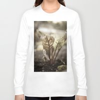 plant Long Sleeve T-shirts featuring PLANT by zulema revilla