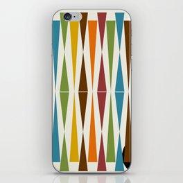 Mid-Century Modern Art 1.4 iPhone Skin