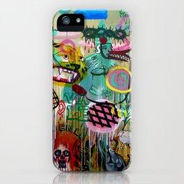 La Lupe iPhone Case