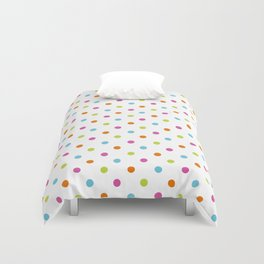Fun Dots multi-coloured Duvet Cover