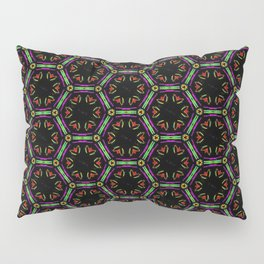 Awesome Doodle Pattern 519-1B Pillow Sham