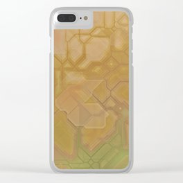 future fantasy oasis Clear iPhone Case