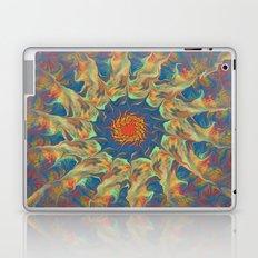 Spiritual Pinwheel Laptop & iPad Skin