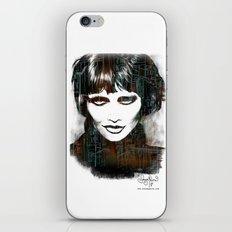 Smokey iPhone & iPod Skin