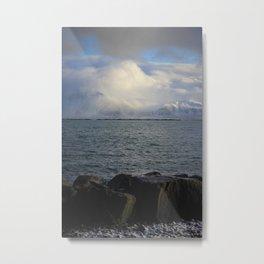 Icelandic Metal Print