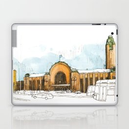 Helsinki Central Railway Station Laptop & iPad Skin