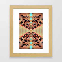 Intou Framed Art Print
