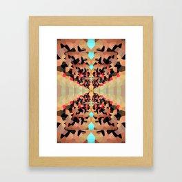 Intou Framed Art Print
