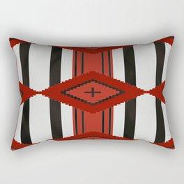 Chief Blanket 1800's Rectangular Pillow