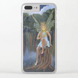 """""""Luna"""" Clear iPhone Case"""