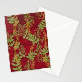 Mountain Ash Stationery Cards