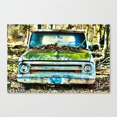 1967 Chevy Truck Canvas Print